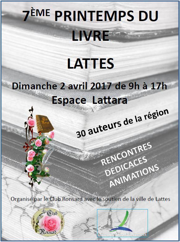 Salon de Lattes